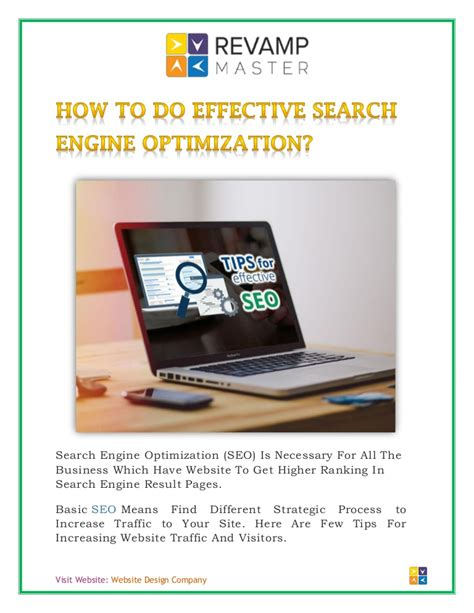 Effective Search Engine Optimization by How To Do Effective Search Engine Optimization