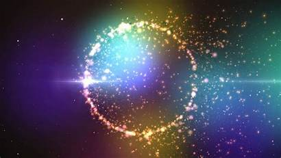 Moving Space 4k Wallpapers Relaxing Ring Sparkling