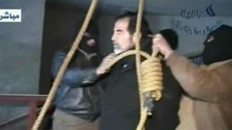 years  today saddam hussein  executed
