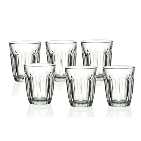 Bicchieri Duralex by 8031600 Duralex Confezione 6 Bicchieri Cl 22 Provence