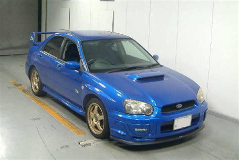Subaru Wrx For Sale by Subaru Impreza Wrx Wrx 2004 Used For Sale