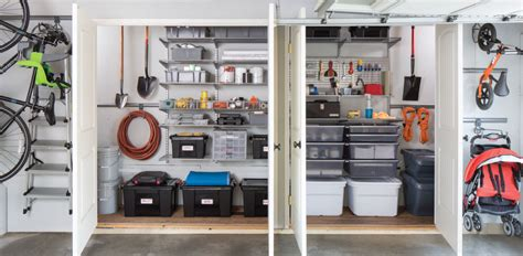 garage shelving ideas design ideas  custom garage