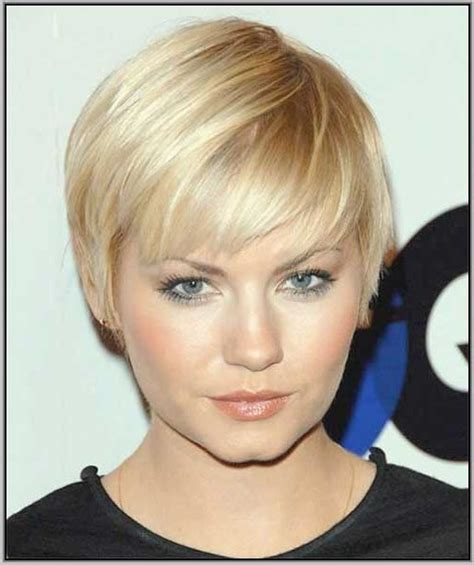 collection  short hairstyles  thin hair