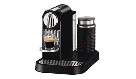 Nespresso Citiz Milk Test by Test Nespresso Citiz Milk D121