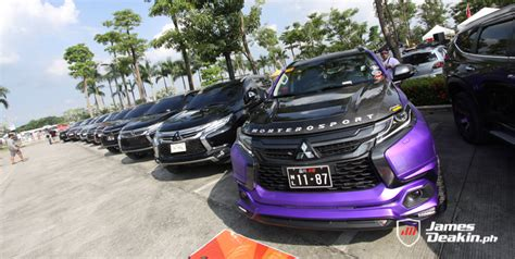 Mitsubishi Car Club by Different Mitsubishi Car Clubs Car Enthusiasts Attend