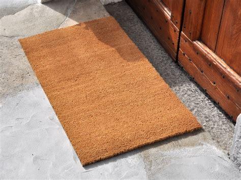 zerbino cocco su misura cocco naturale 17mm tappetosumisura