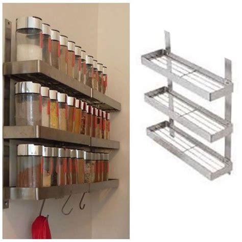 metal kitchen racks metal kitchen stainless steel kitchen spice shelf rack kitchen organizer