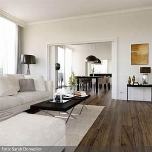 Wohnzimmer Mit Essbereich : neugestaltung penthouse einrichtung wohnzimmer wohnen und haus ~ Watch28wear.com Haus und Dekorationen