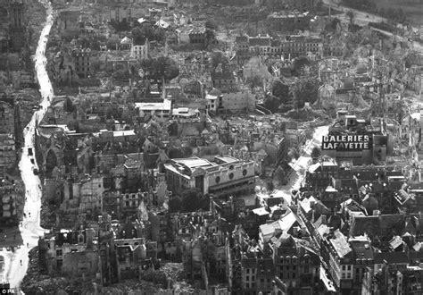 google earth    world war amazing aerial