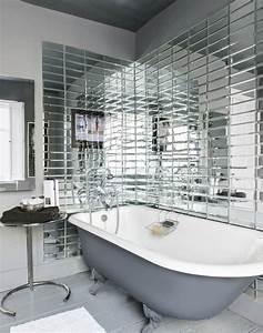 Abat Jour Salle De Bain : carrelage salle de bains 34 id es avec la belle mosa que ~ Melissatoandfro.com Idées de Décoration
