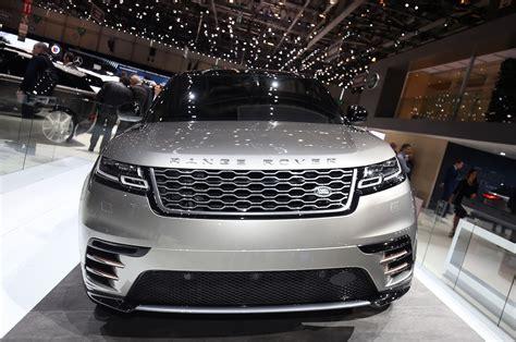 2018 Land Rover Range Rover Velar First Look