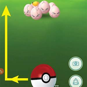 tips for throwing pokeballs