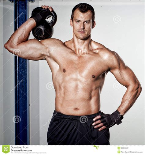 kettlebell crossfit fitness training gym