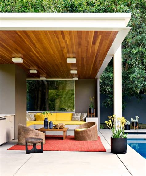 Patio Designs Images by 16 Exceptional Mid Century Modern Patio Designs For Your