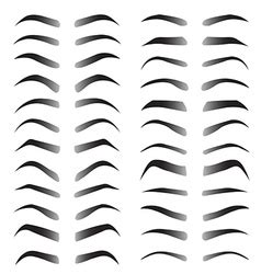 Almost files can be used for commercial. Eyebrows Vector Images (over 8,700)