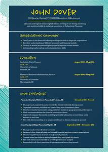Best Entry Level Finance Jobs Entry Level Financial Analyst Resume That Stands Out
