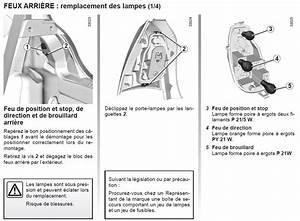 Ampoule Feu De Croisement Scenic 2 : changement ampoule stop twingo 2 twingo renault forum marques ~ Medecine-chirurgie-esthetiques.com Avis de Voitures
