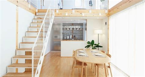 Japanese Minimalist Home Design by Cool Japanese Style Interior Design