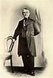 Johann Jakob Brahms, father of the German composer ...