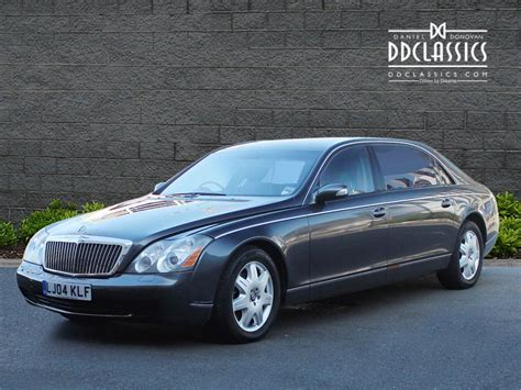 Used 2004 Maybach All Models Maybach V12 For Sale In
