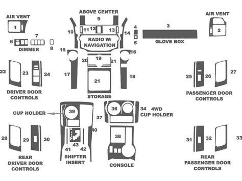 Toyota Tacoma Technical Diagram Imageresizertool