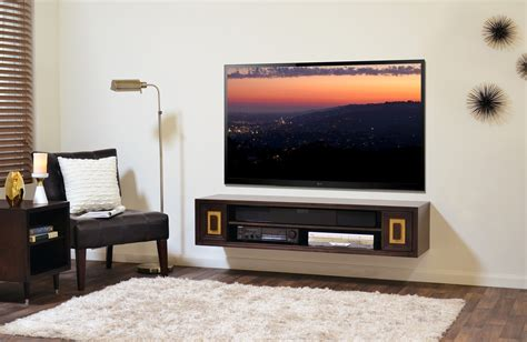 Tv Stands. Floating Tv Stand Living Room Furniture