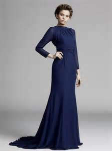 navy dresses for wedding navy blue wedding dresses with sleeves naf dresses