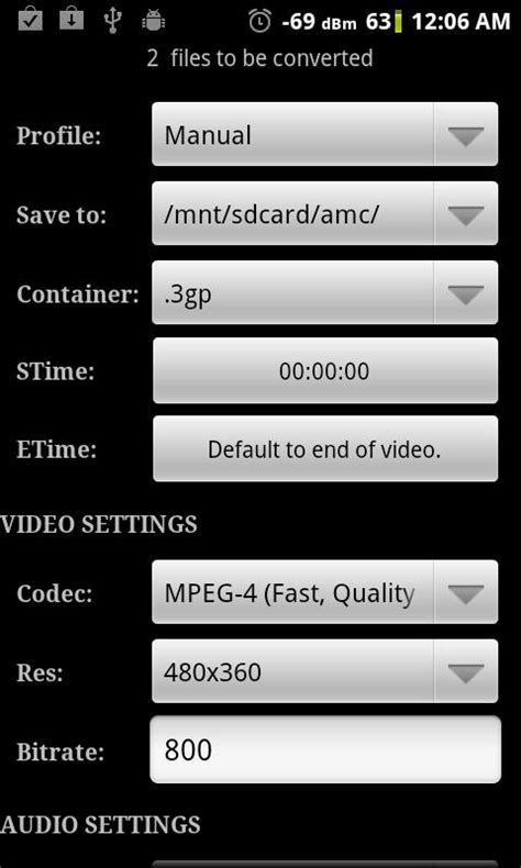 Video Converter Android - Free download and software