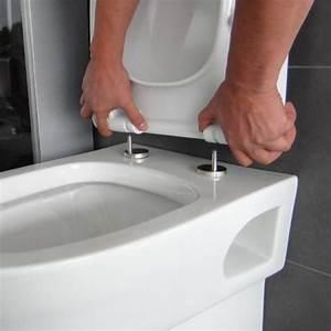 Wc Sitz Absenkautomatik Montage : wandh ngendes wc neuesbad magazin ~ Markanthonyermac.com Haus und Dekorationen