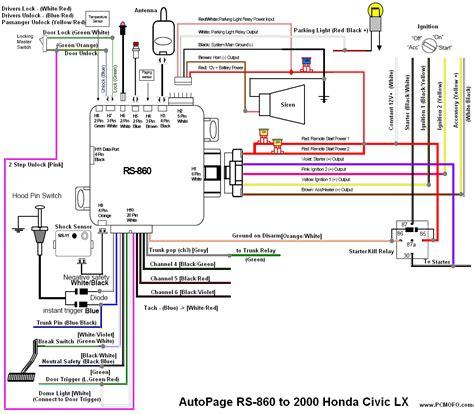 Thread Autopage Honda Civic Wiring Diagram Help