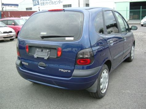 renault japan renault megane scenic 1999 used for sale