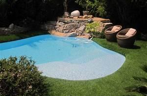 plage de piscine quel style choisir With plage piscine sans margelle 6 terrasse piscine grise