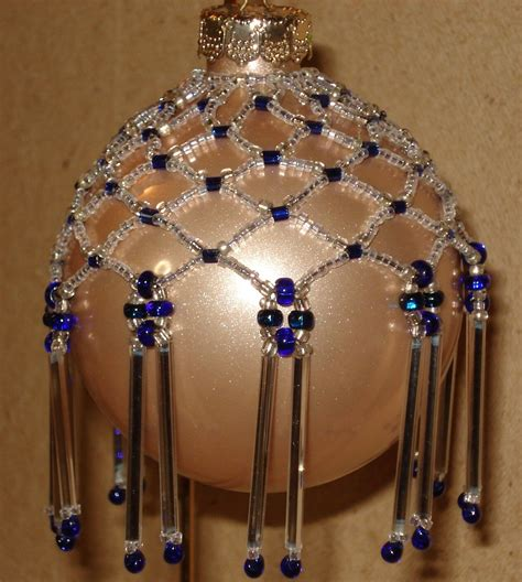 free beaded patterns myideasbedroom - Free Beaded Christmas Ornaments Patterns