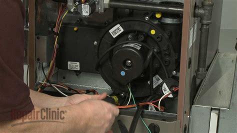 York Furnace Starts Stops Draft Inducer Motor