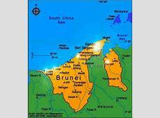 汶莱地图_新浪旅游_新浪网