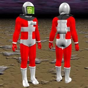 Symbionts Alien Space Suits - Pics about space