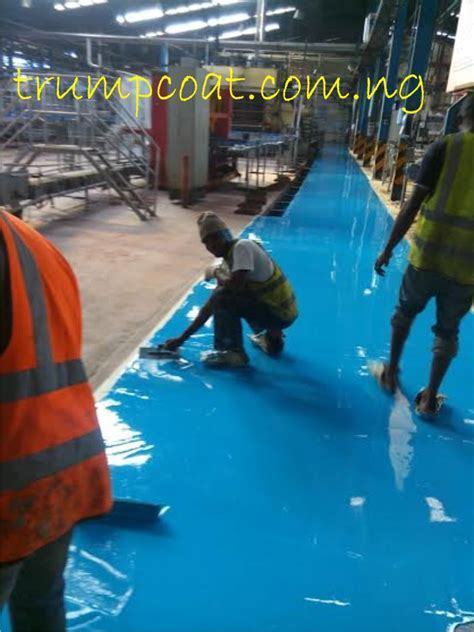 High Build Epoxy Floor Coating Paint   Properties   Nigeria