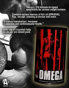 Animal Omega by Universal Nutrition at Bodybuilding.com ...
