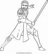 Coloring Wars Star Obi Wan Kenobi Pages Windu Mace Sheets Jedi Super Clone Starwars Printable Getdrawings Mandala Sheet Drawing Adult sketch template