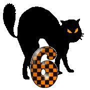 black cats alphabet animated gifs gifmania