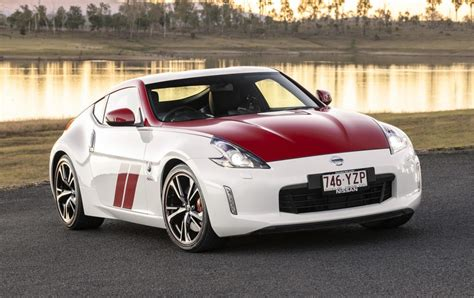 2020 Nissan 370Z 50th Anniversary edition now on sale in ...