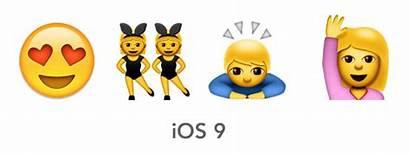Emoji Ios Emojipedia Different Ios10 Emojis Human