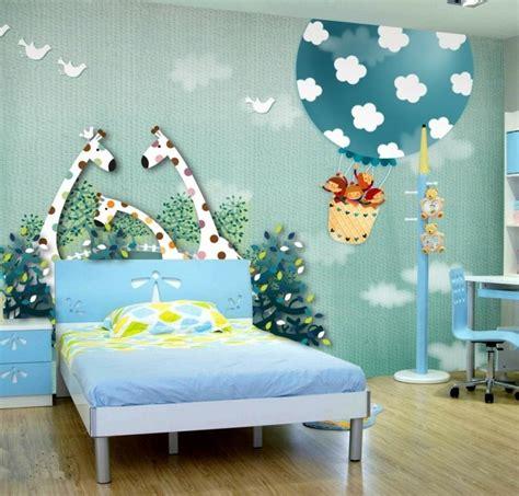 Ikea Kinderzimmer Tapeten by Tapeten F 252 R Kinderzimmer Ideen Den Kleinen Inspiriert