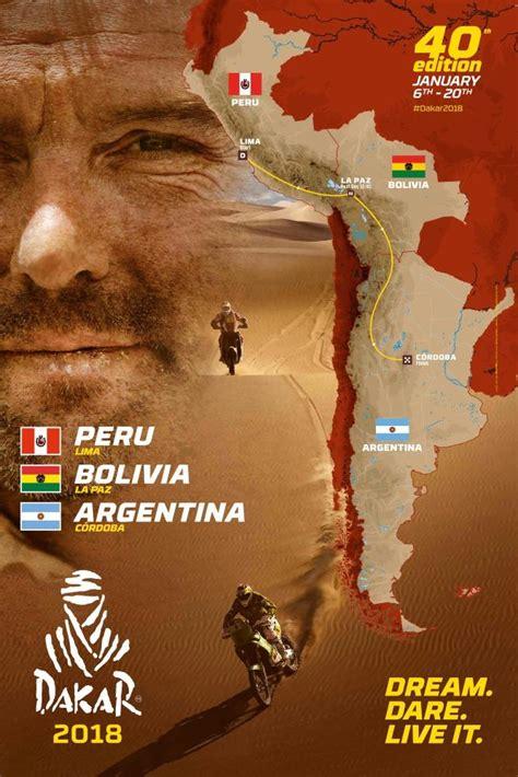 Benelli Trk251 Wallpapers by Dakar 2018 Gaat Door Peru Bolivia En Argentini 235 Kort