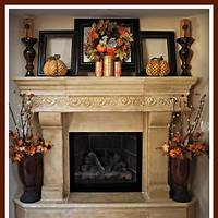decorating fireplace mantels Rustic Mantel Decor | HomesFeed