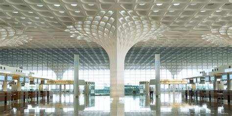 penuh cahaya inilah desain cantik bandara terbaru mumbai