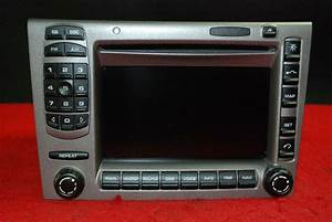 Porsche 911 997 Boxster Cayman Radio Navigation Head Unit Pcm 2 1 99764213305