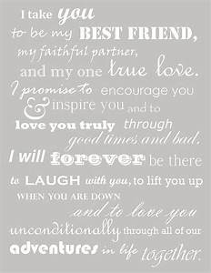 Design Minded Writing Your Own Wedding Vows Quotes