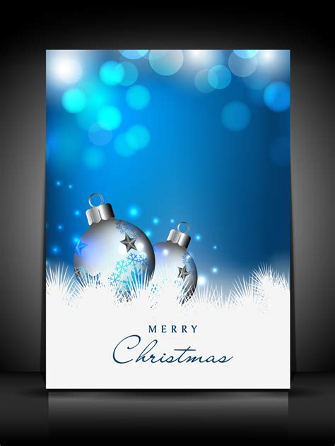 christmas cards   vector graphic