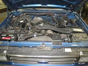 1989 Ford F150 Pickup Power Steering Pump 85553 Miles